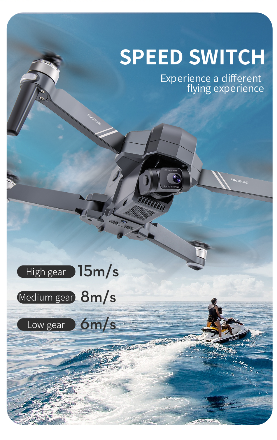Uf98a2833578248d7b78437175a2acc44o - NEW SJRC F11S 4K PRO Video Camera Drone Professional GPS 2Axis Mechanical EIS Gimbal Quadcopter Brushless Dron Max Flight RC 3KM