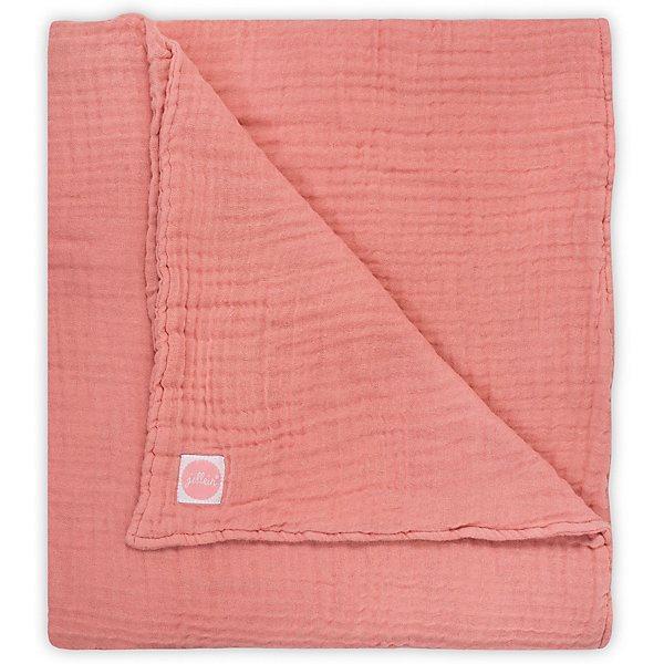 Муслиновое blanket Jollein, 120х120 cm (Coral) MTpromo