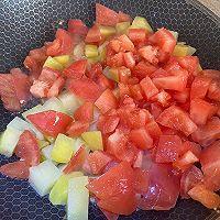 冬季解馋又减肥的番茄土豆肥牛汤的做法图解9