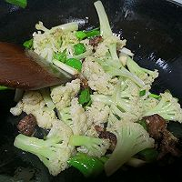 #百变鲜锋料理#家常花椰菜的做法图解6