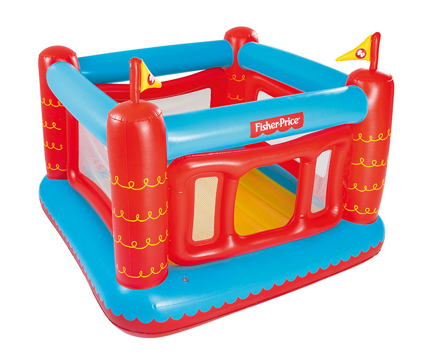 Bestway Bouncy Castle Fisher Price Bouncetastic-93504