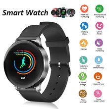 GT58 Smart Watch anti-lost Reminder Fitness Goal Setting Heart Rate Blood Pressure Bracelet Android IOS reloj inteligente