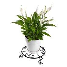 1 PCS  Flower Pot Storage Basket Rack Closet Holders Balcony Shelf Fence Decoration Stand Garden  Vases Vintage Planter Supplies