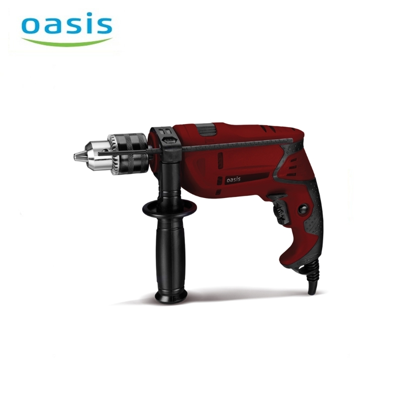 Impact Drill DU-60  Multifunction Handheld Impact Electric Drill with Positive Reversal Screwdriver Tapping drill impact zubr du 550 er