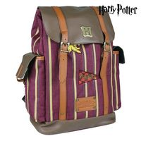 Casual Backpack Harry Potter Maroon