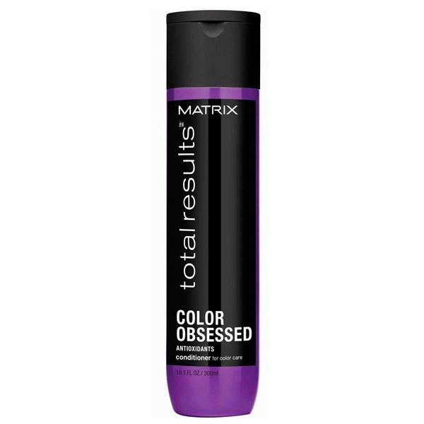 Conditioner For Dyed Hair Total Results Color Obsessed Matrix (300 Ml)