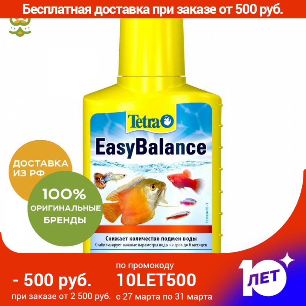 Tetra Easybalance Air Conditioner For Water Stabilization, 100 Ml.