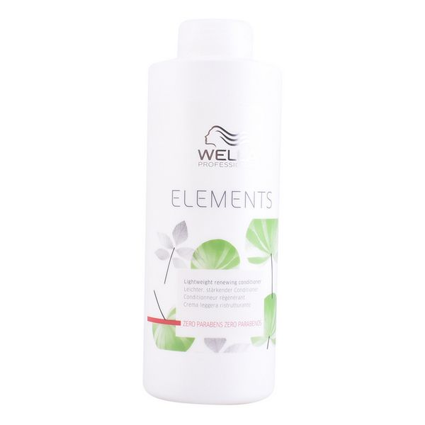 Repairing Conditioner Elements Wella (1000 Ml)