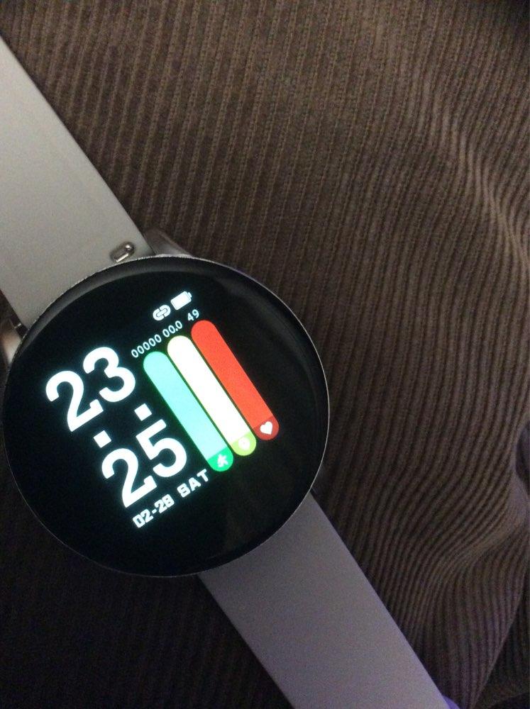 LYKRY Smart Watch Men Women Blood Pressure Activity Sport Wristband Fitness Tracker Blood Oxygen Monitor smartwatch for Android|Smart Watches| |  - AliExpress