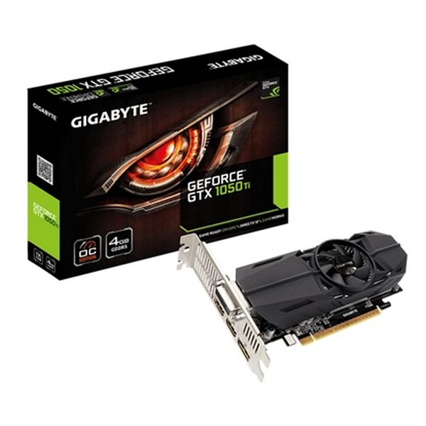 Gaming Graphics Card Gigabyte GV-N105TOC-4GL 4 GB DDR5 ATX