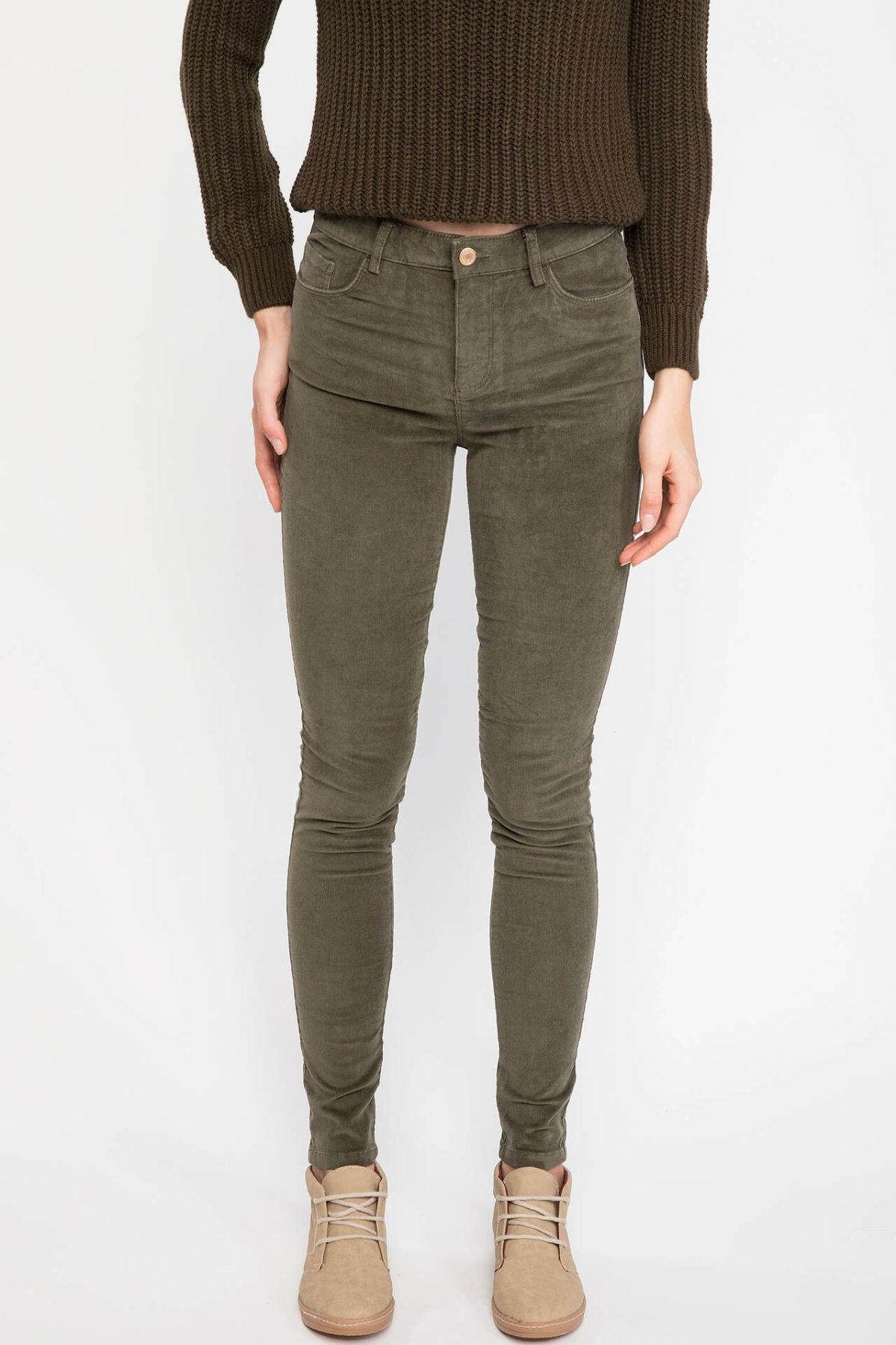 DeFacto Woman Trousers-J3359AZ18WN