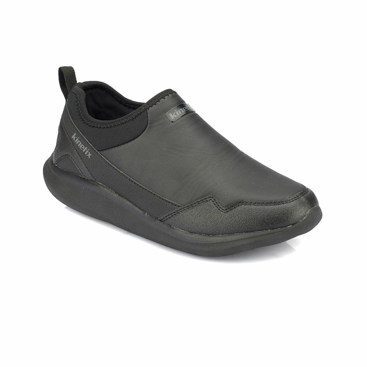 FLO JOY PU W Black Women Walking Shoes KINETIX