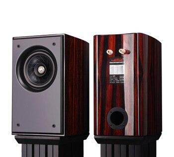 TUOLIHAO Q8 V3 Full-Range Bookself Speakers HIFI EXQUIS 6.5'' neodymium magnet Driver 1