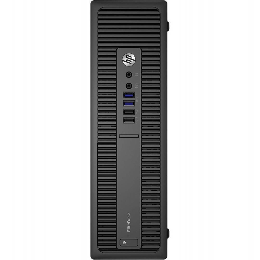 HP EliteDesk 800 G1 SFF-desktop Computer (Intel Core I5-4570, 4 Hard GB RAM, Disk Hdd 250 Hard GB, Windows 10) REACONDICIONAD