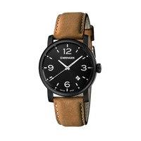 Mann Uhr Wenger Analog 01 1041 129-in Quarz-Uhren aus Uhren bei