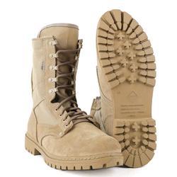 DOF verano cuero genuino tobillo desierto botas Zapatos básicos para caminar y senderismo Rusia 5020/2 WI