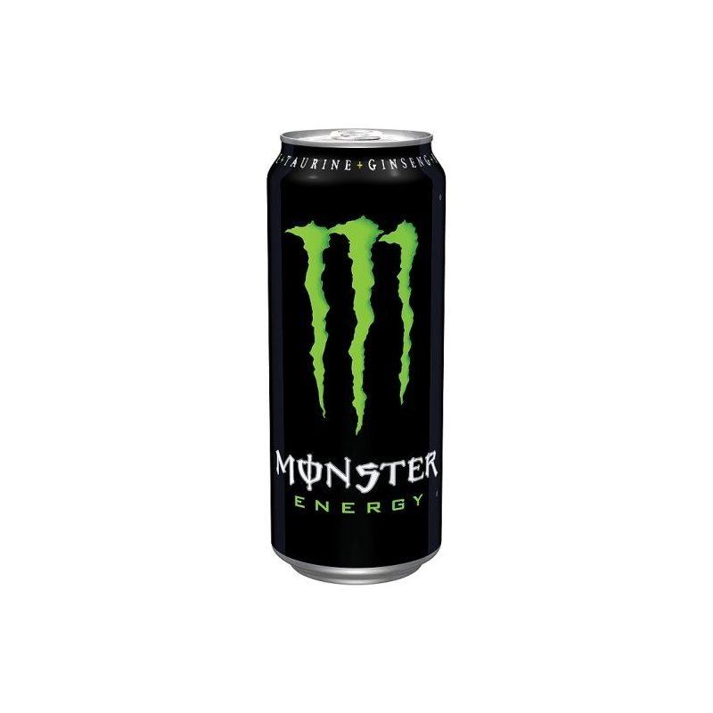 MONSTER ENERGY GREEN 500 ml.