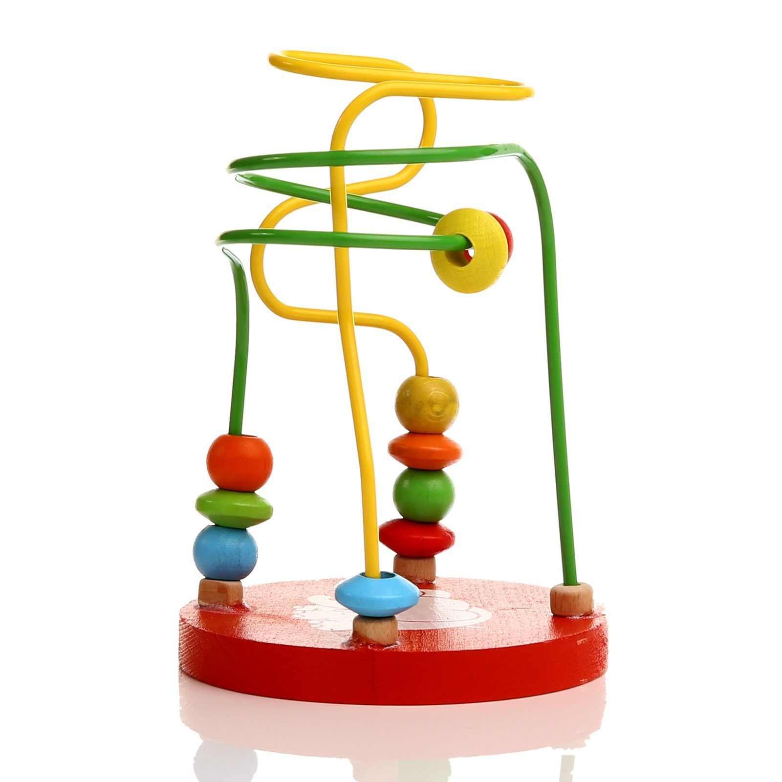Ebebek детские игрушки деревянная детская мини-игра на координацию