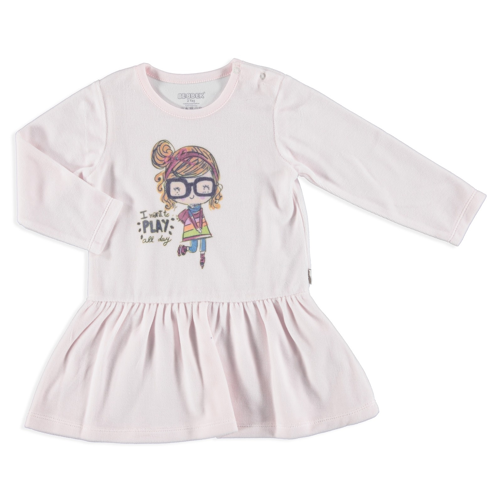 Ebebek Bebbek Dancer Baby Girl Dress