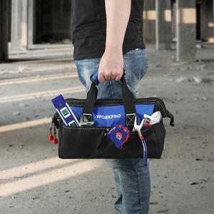 Image 5 - WORKPRO 도구 손 가방 전기 가방 도구 주최자 방수 도구 보관 가방