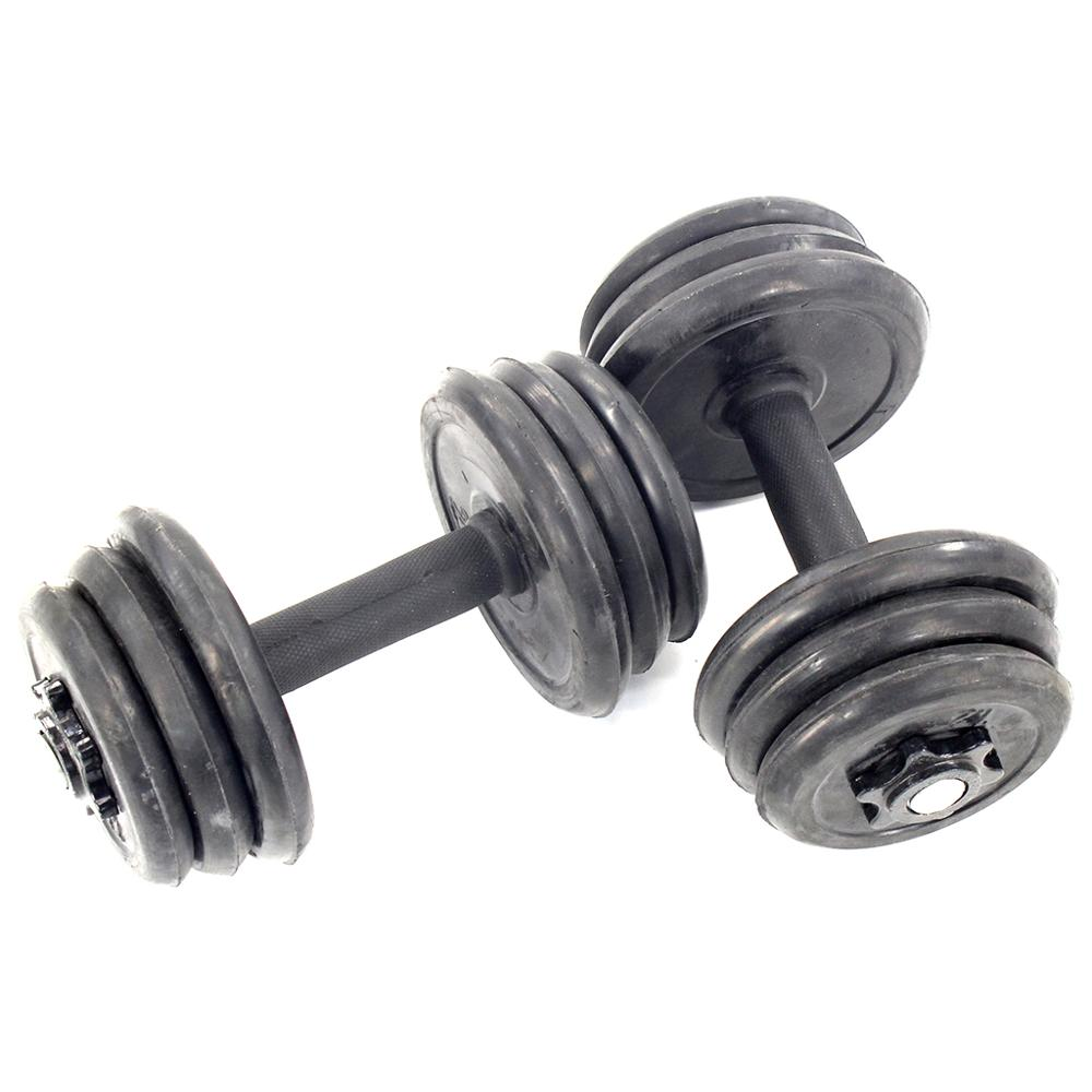 Dumbbell dumbbell Lady dumbbell Hombres Fitness exercise Gimnasi Equipo de Equipo exercise set s-2