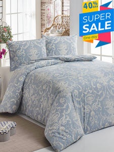 Ranforce-Bedding-Sets Duvet-Cover-Sets Bed-Sheet Cotton-Set Luxury Moda Tual Lady Twin/Full/queen/king-size