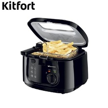 Фритюрница Kitfort KT