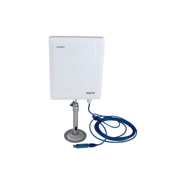 Wifi Antenna Approx! APPUSB26AC White