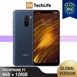 Image 1 - Global Version Xiaomi Pocophone F1 128GB ROM 6GB RAM (Brand New / Sealed) poco f1, poco 128, pocof1 Smartphone Mobile