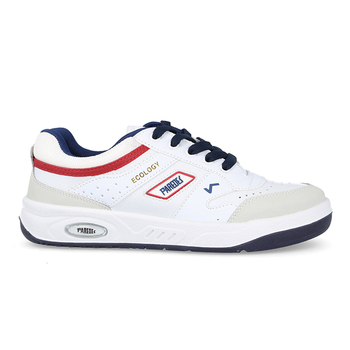 Trainers Paredes ECOLOGY White Navy blue