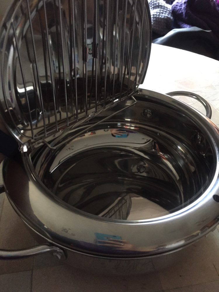 Stainless Steel Deep Frying Pot (FREE SHIPPING)- sunmers photo review