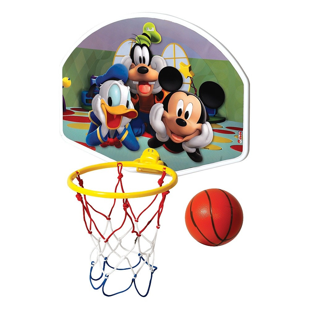 Ebebek Dede Mickey Mouse Basketball Ring