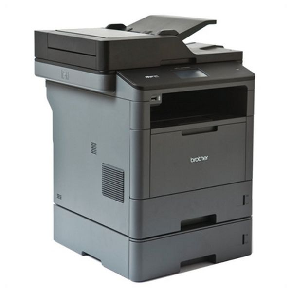 Multifunction Printer Brother MFCL5750DWLT1BOM A4 40 Ppm USB WIFI Monochrome