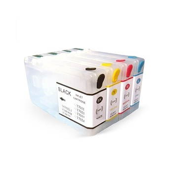 FULL-EPSON WORKFORCE T7021-T7024XXL COMPATIBLE AUTO RESET CHİPLİ DOLAN CARTRIDGE-WP-4015/4095/4525/4595/ 4515