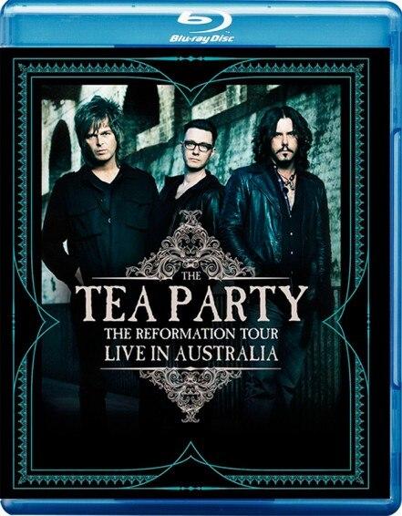 摇滚乐队The Tea Party 澳洲演唱会
