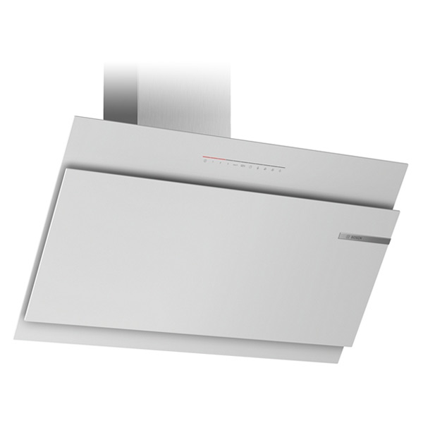 Conventional Hood BOSCH DWK98JQ20 90 Cm 840 M³/h 163W A+ Stainless Steel Crystal