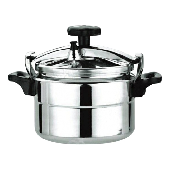 Pan pressure cooker Wonderful 005П (diameter 22 cm, l, wall thickness 3mm bottom thickness 3mm)
