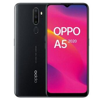 Перейти на Алиэкспресс и купить OPPO phone A5 (2020), черный цвет (черный), 64 Гб встроенной памяти, 3 Гб оперативной памяти, hd-экран + 6,5 дюйма, две sim-карты, C