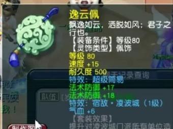 梦幻西游:小无级别市场很大?一件80级装备,足以看出来了!插图(3)