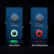 Looper Pedal Electric Guitar Effects Processor Coolmusic 10mins Unlimited Recording Musical Instrument Bass Guitar Accessories