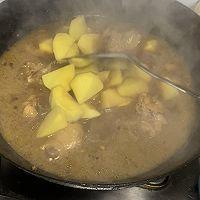 下饭神器之土豆炖鸡块的做法图解11