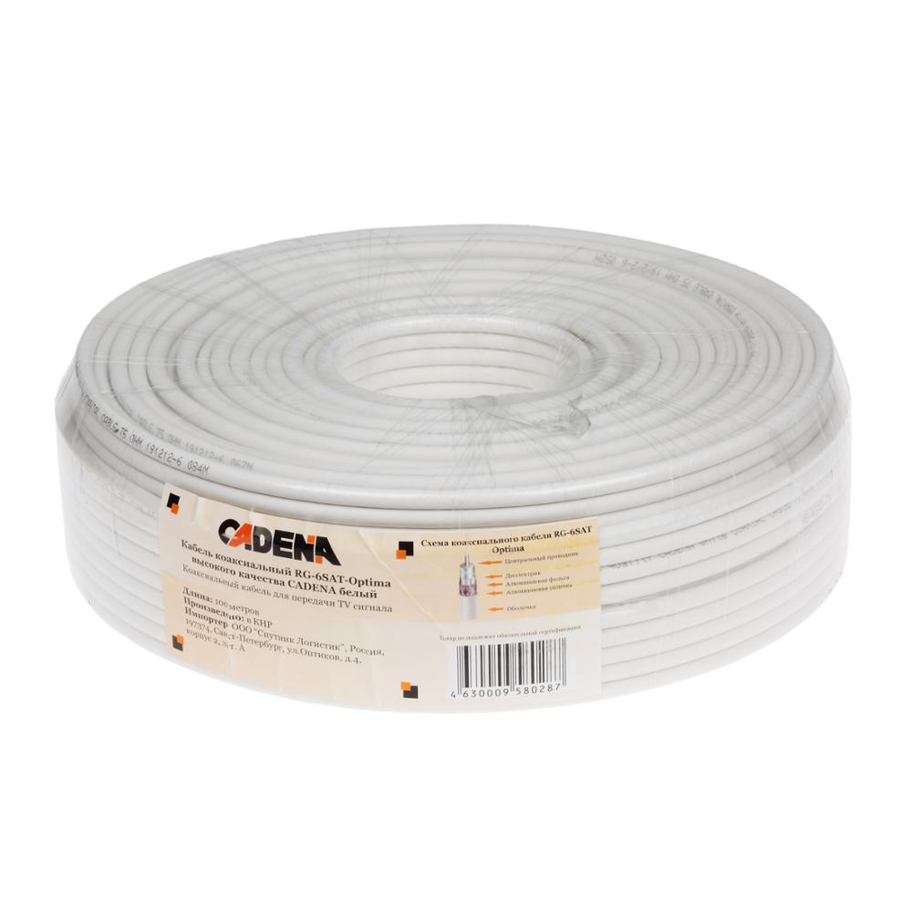 Cable TV, Coaxial RG6U. Price 100 M. Cove 100 M. Any Yardage.