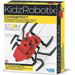 Set for robotics 4M KidxRobotix Спайдербот
