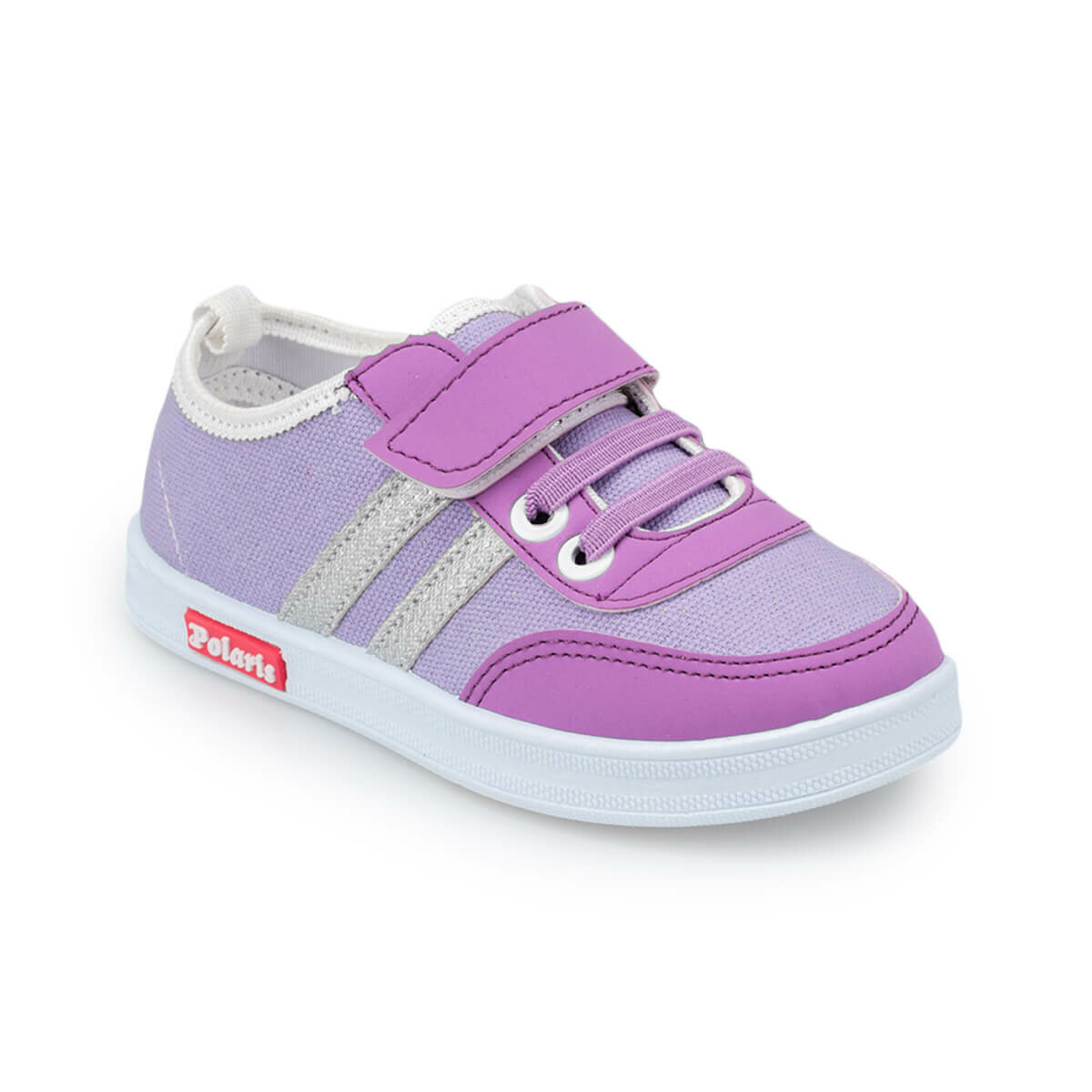 FLO 91. 511130.P Lilac Female Child Shoes Polaris