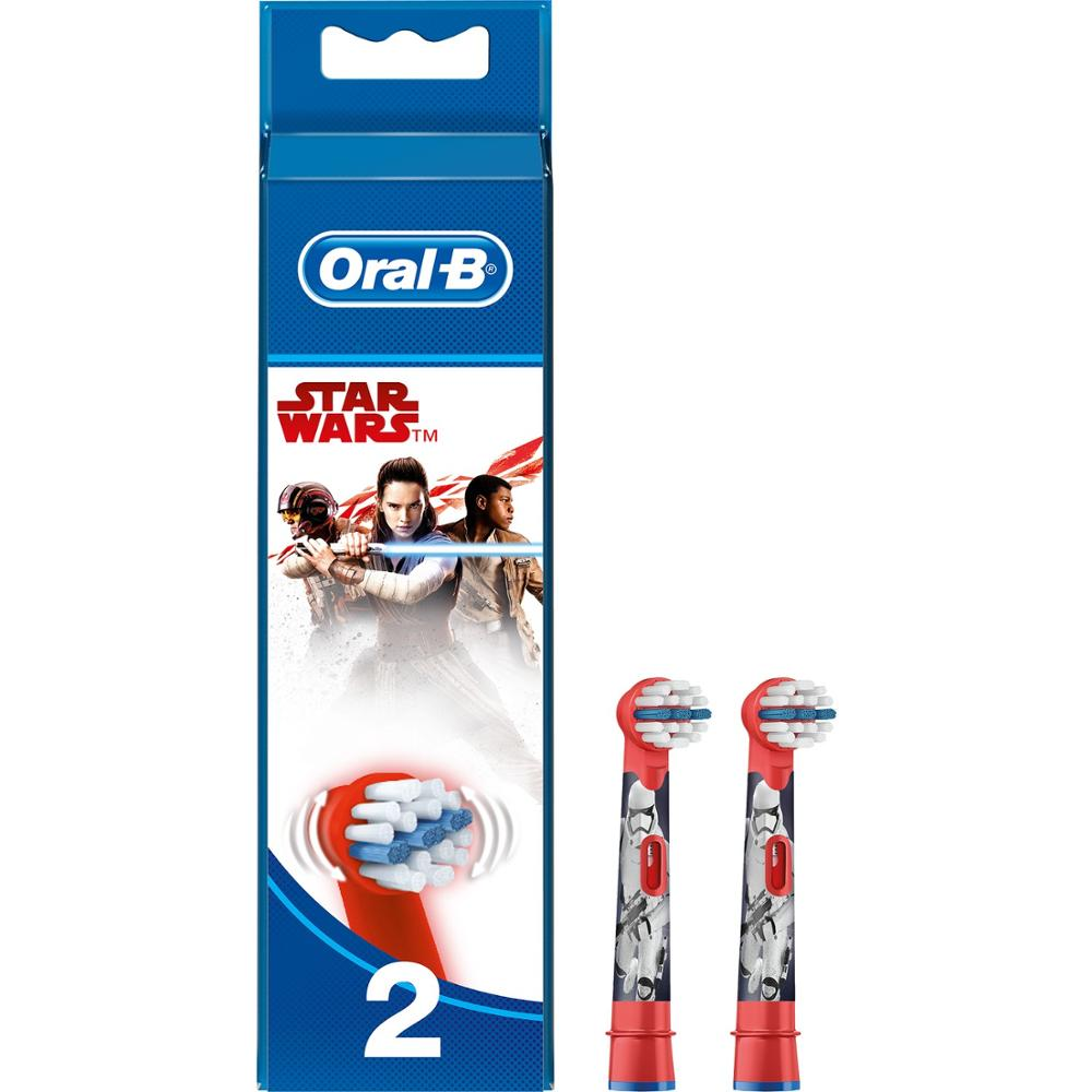 Oral-B Star Wars 2-Toothbrush Replacement Head for Kids image