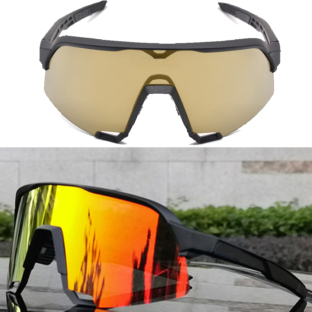 NEW S3 Cycling Sunglasses Sagan Outdoor LE Collection Mountain Bike Gafas Cycling Glasses Eyewear Sunglasses Speed Peter Goggles