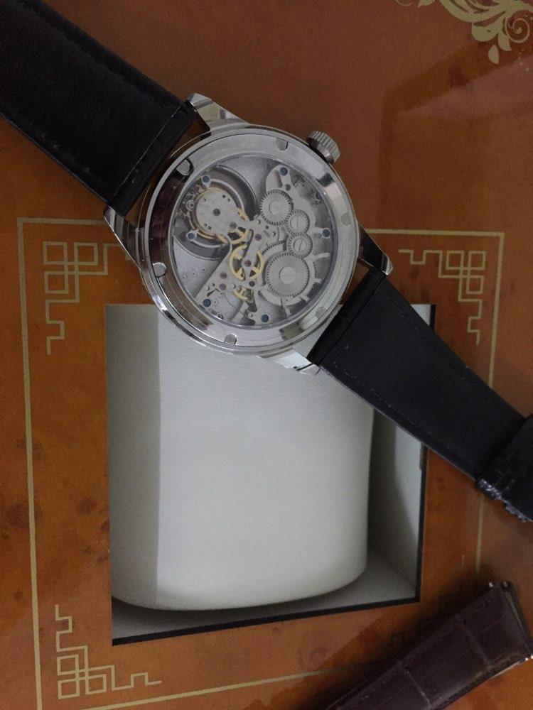 -- Tourbillon Relógio Masculino