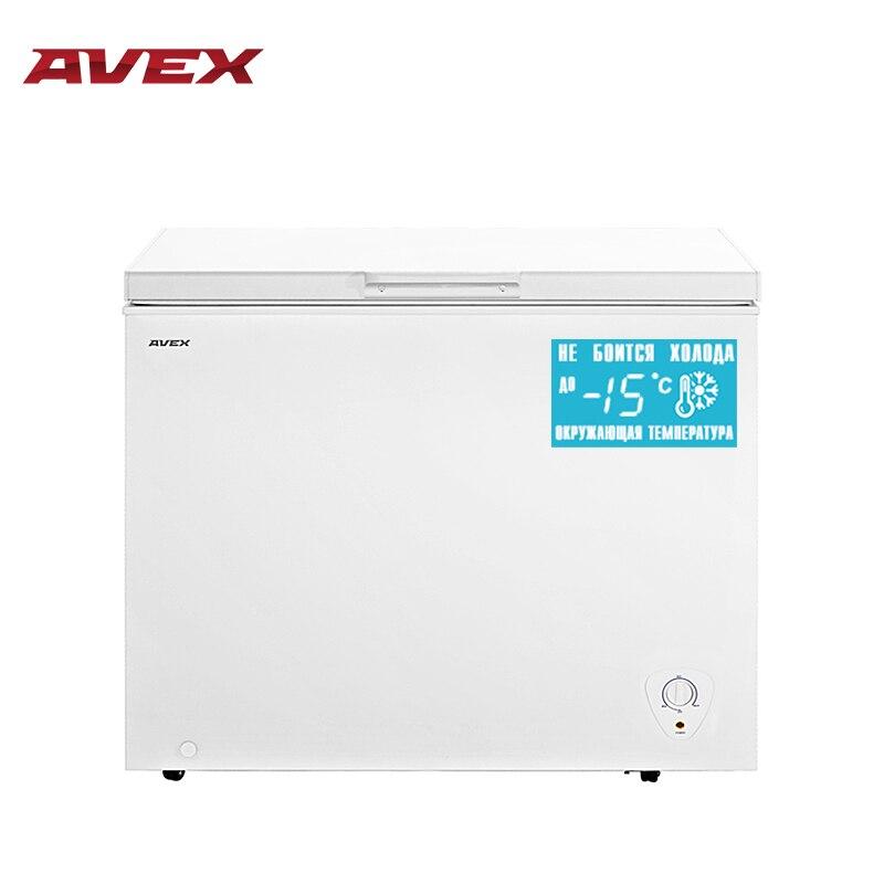 Chest Freezer AVEX CF-320 Home Appliance Freezer Kitchen Appliances Refrigerator  Refrigerator For Home