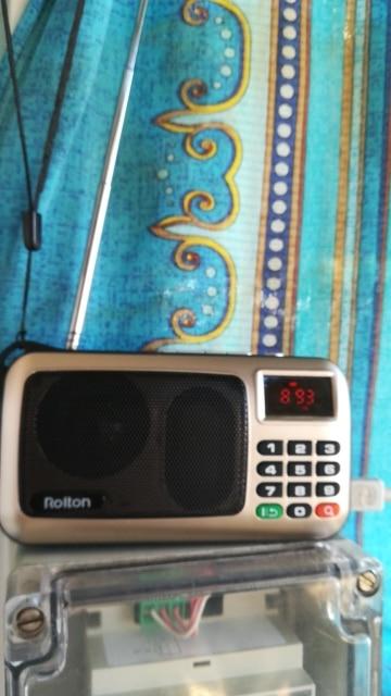 Rádio Telefone Display Locutor