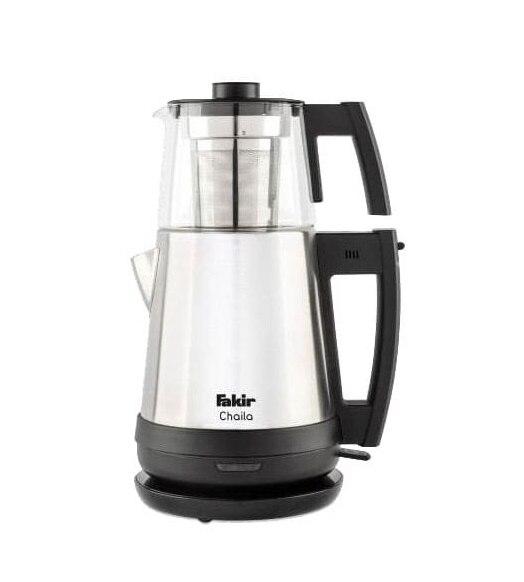 Ev Aletleri'ten Sıcak Çay Makineleri'de Chaila Çay Makinesi Cam title=